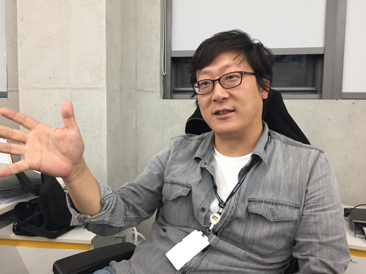 First Assault Interview with Lead Game Director Jung Eik Choi