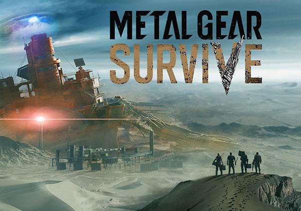 Metal Gear Survive Game Profile