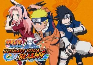 Naruto Shippuden Ultimate Ninja Blazing Game Profile Banner
