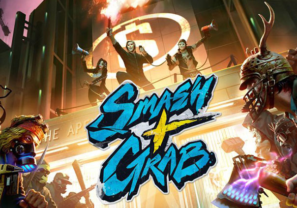 SMASH+GRAB Game Profile Banner