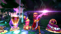 Dungeon Defenders II Mystic Reveal Trailer