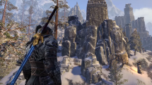 The Elder Scrolls Online PlayStation 4 Pro Announcement