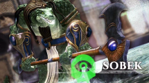 Gods of Rome Sobek Spotlight