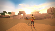 RuneScape Menaphos Expansion Trailer