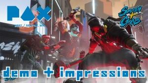 Smash + Grab Demo + Impressions PAX West