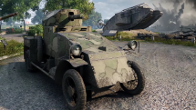 World of Tanks Development: Convoy Event and Update 9.16