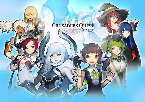 Crusaders Quest Game Profile