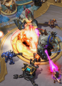 Heroes of the Storm: Samuro & Heroes Brawl Now Live