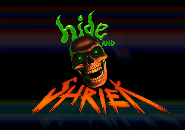 Hide and Shriek Game Profile Banner