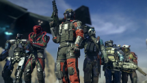 Call of Duty: Infinite Warfare Combat Rig Overview