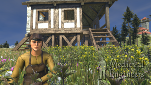 Medieval Engineers Re-Launch Announced