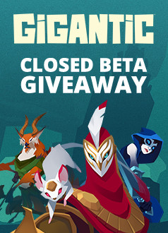 Gigantic Closed Beta Key Giveaway