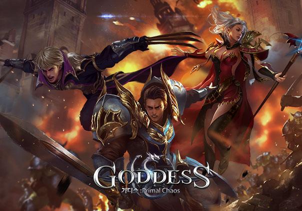 Goddess Primal Chaos Geschenkcode