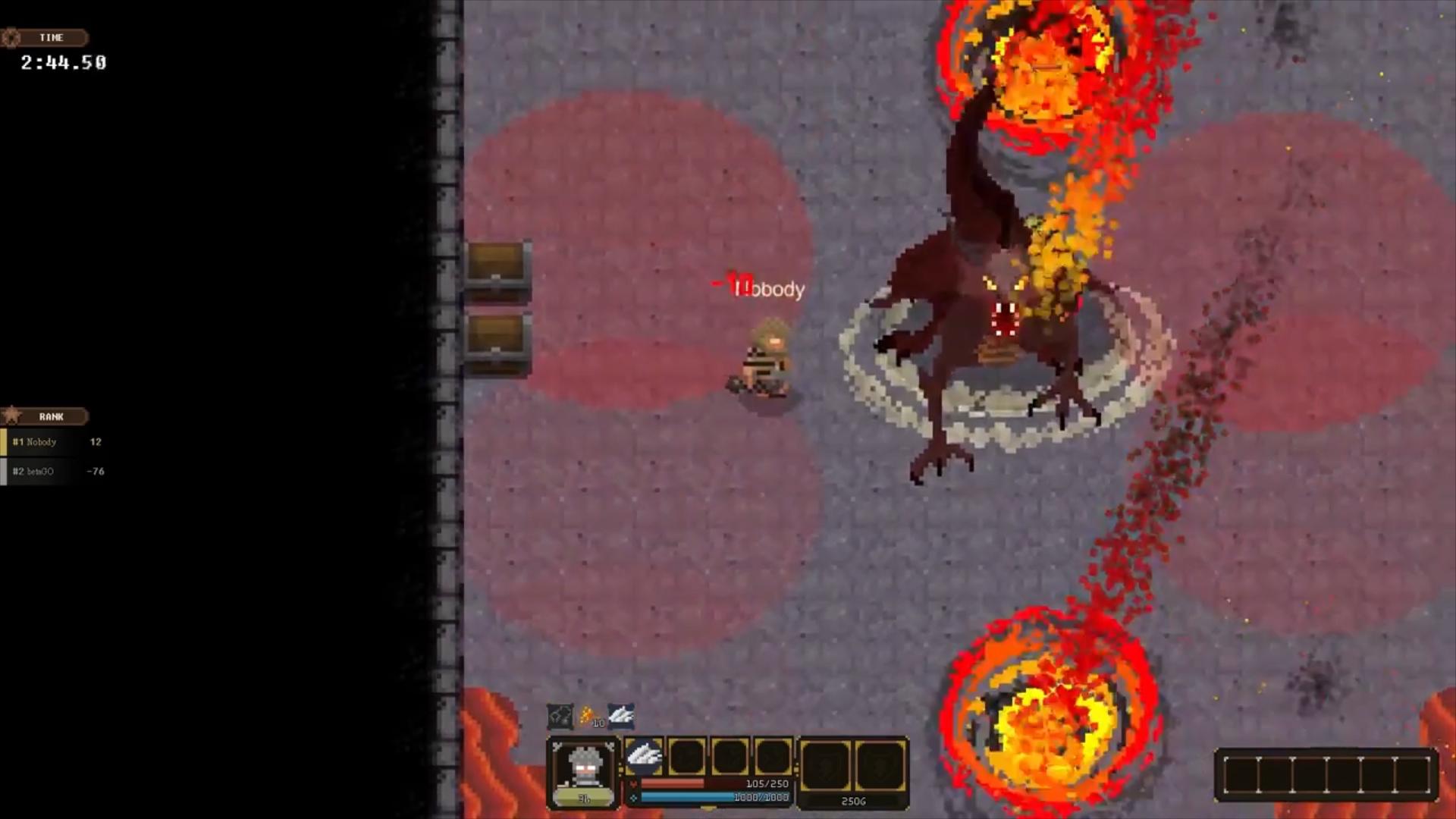 Hunger Dungeon Screenshot
