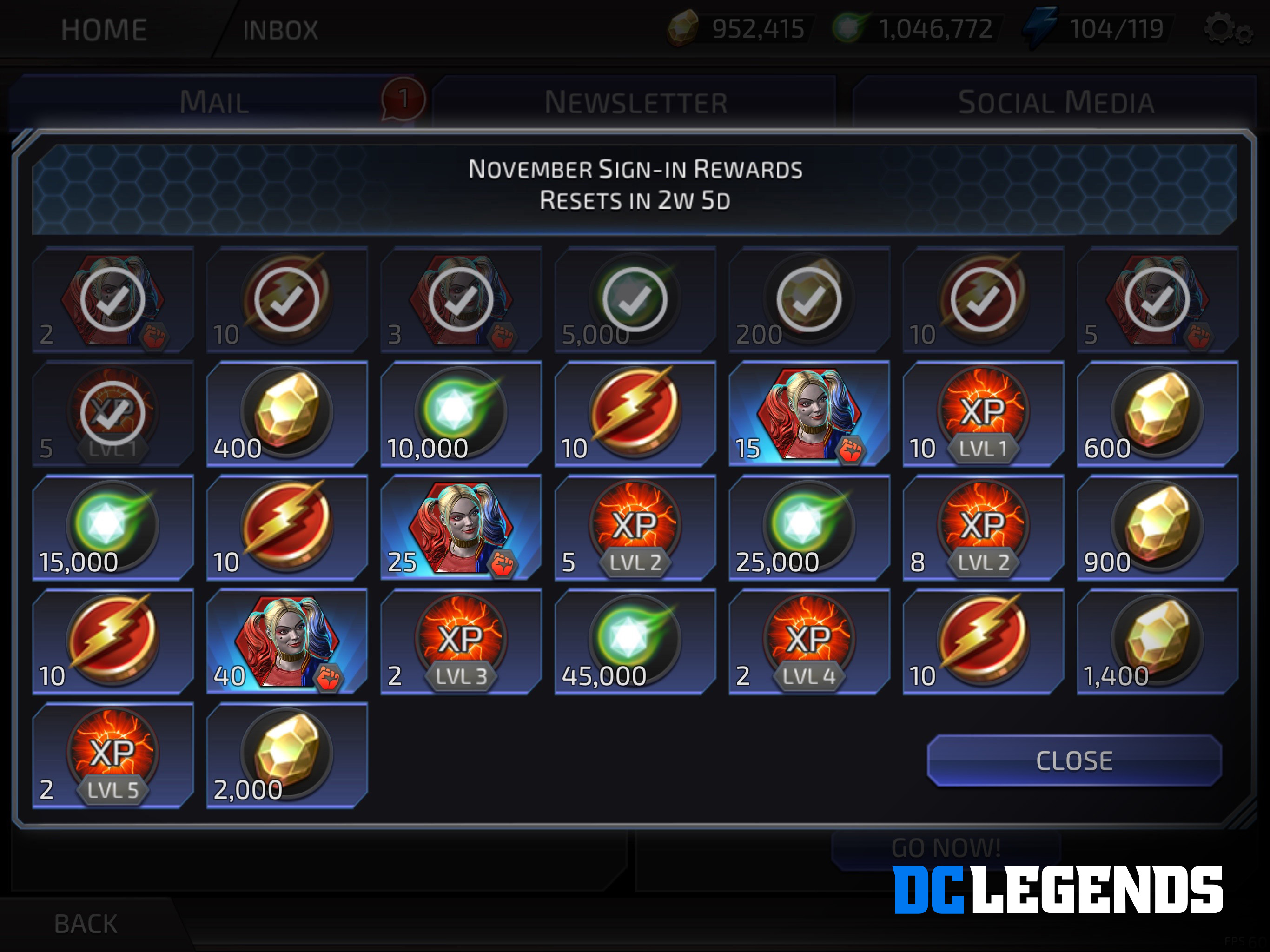 DC Legends: Tips and Tricks