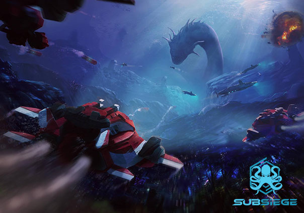 Subsiege Game Profile Banner