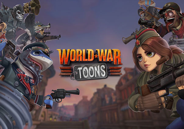 World War Toons Game Profile Banner