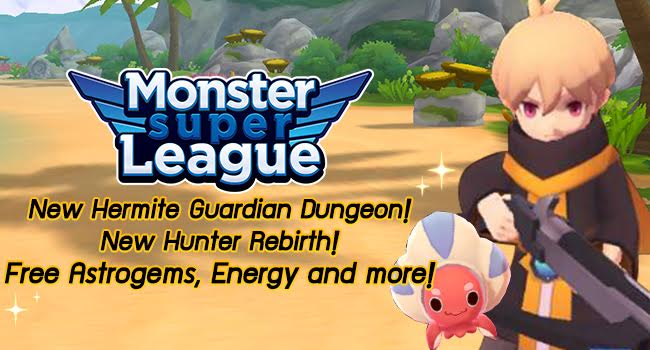 Monster Super League Releases Hermite Dungeon