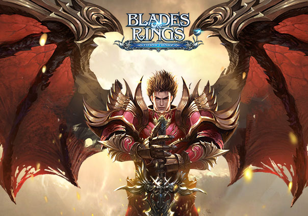 Blades and Rings Game Profile Banner
