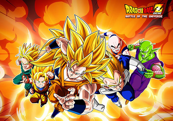 Dragon ball z online mmohuts - Photo dragon ball z ...