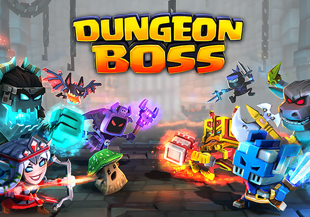 Dungeon Boss Game Profile Banner