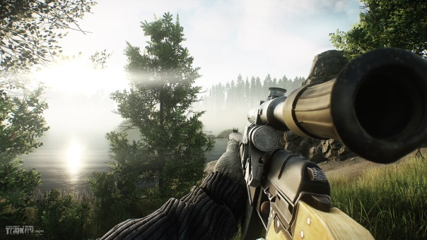 Escape from Tarkov Reveals Forest Map