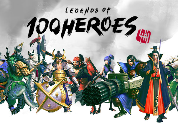Legends of 100 Heroes Game Profile Banner