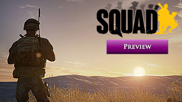 Squad Early Access Preview