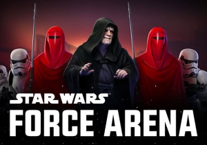 Star Wars Force Arena Game Profile Banner