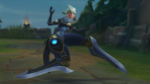League of Legends Camille Champion Spotlight