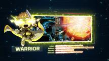 MapleStory V: Warrior Skills Showcase