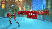 Paladins Merrymaker Evie Skin Preview