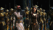 STAR WARS: The Old Republic Knights Of The Eternal Throne Launch Trailers