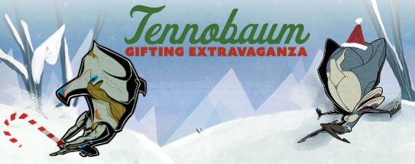 Warframe Begins Tennobaum Gifting Extravaganza