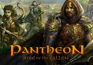 Pantheon Rise of the Fallen Game Profile Banner