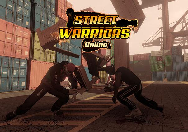 Street Warriors Online Game Profile Banner
