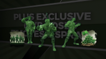 Paladins Code Green Viktor Skin Preview