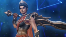SMITE - Enyo Bellona Skin Preview