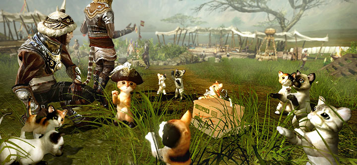 ArcheAge Pawesome