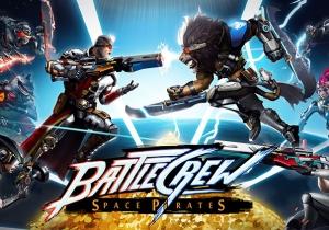 Battlecrew Space Pirates Game Profile Banner
