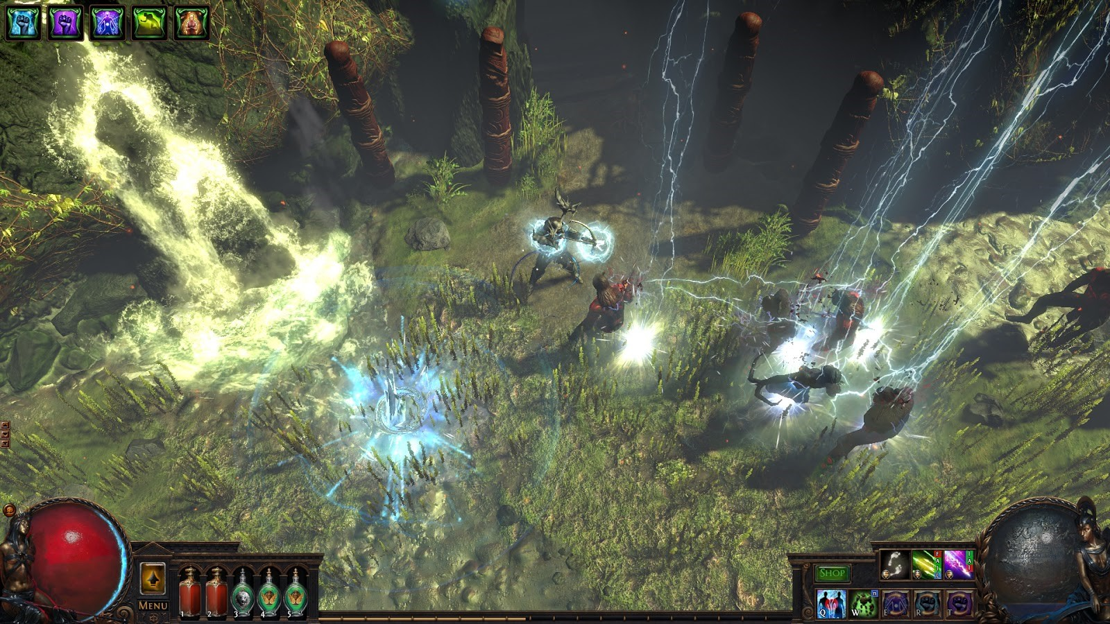 Path of Exile: The Fall of Oriath Press Preview