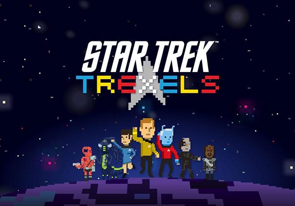 Star Trek Trexels Game Profile Banner