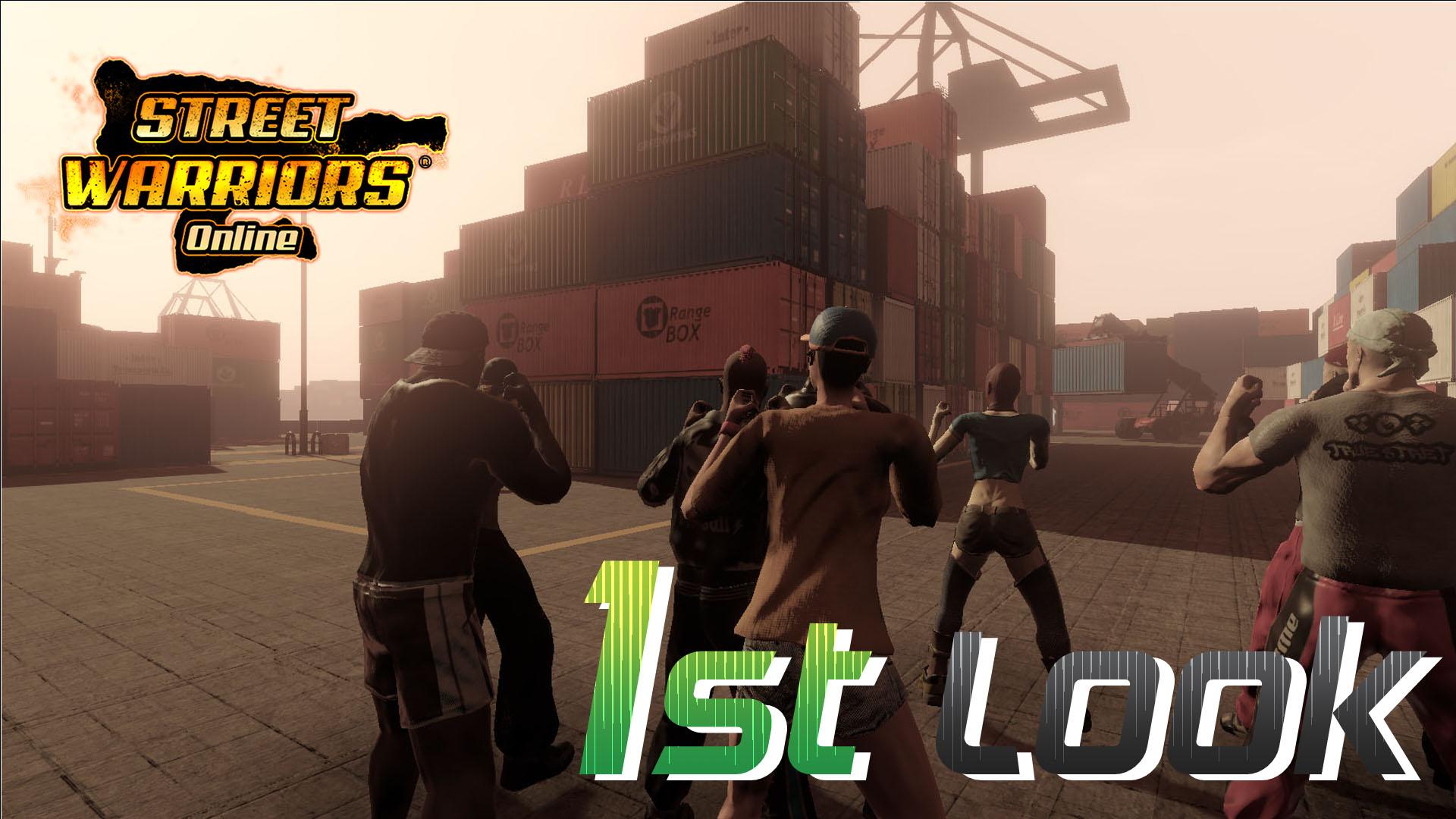 Street Warriors Online - First Look