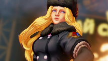 Street Fighter V Kolin Reveal