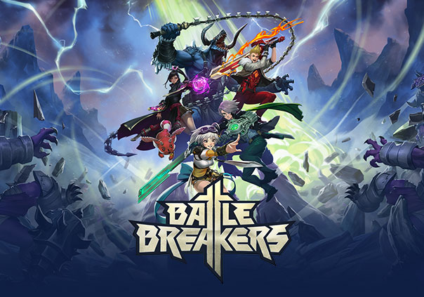 Battle Breakers Game Profile Banner