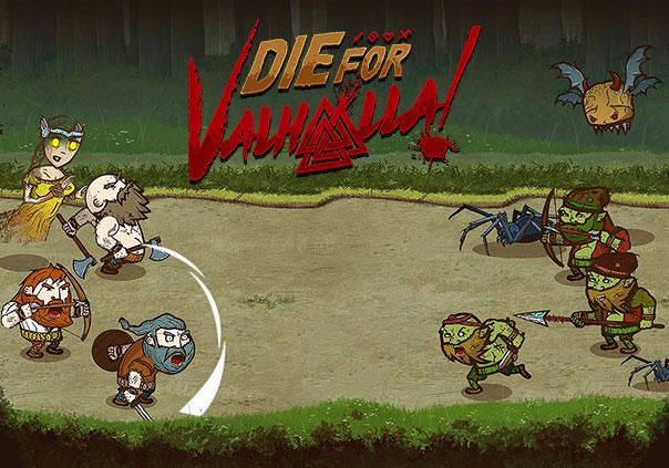 Die for Valhalla Game Profile Image