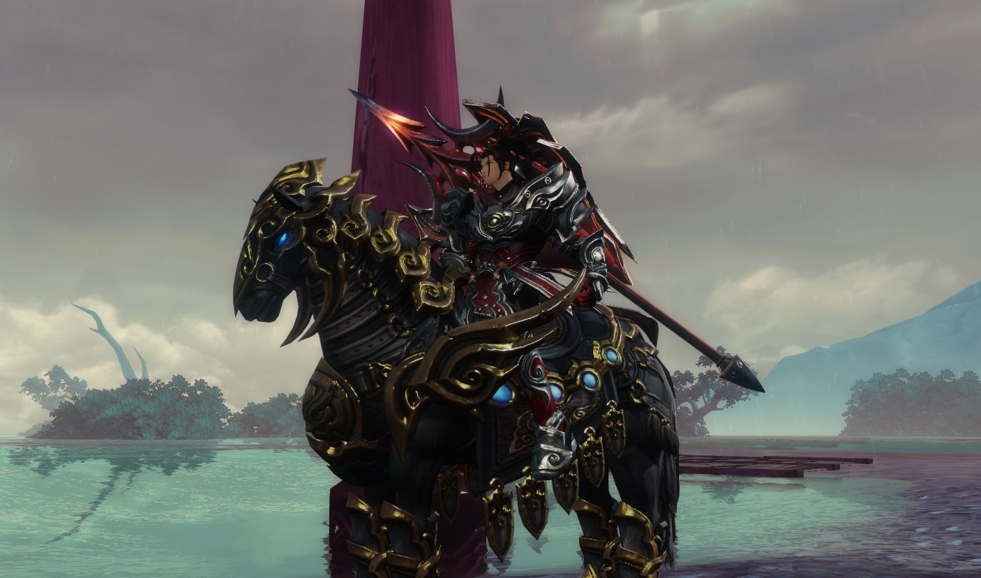 Revelation Online Golden Warhorse Mount Giveaway