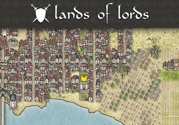 Land of Lords Game Profile Banner