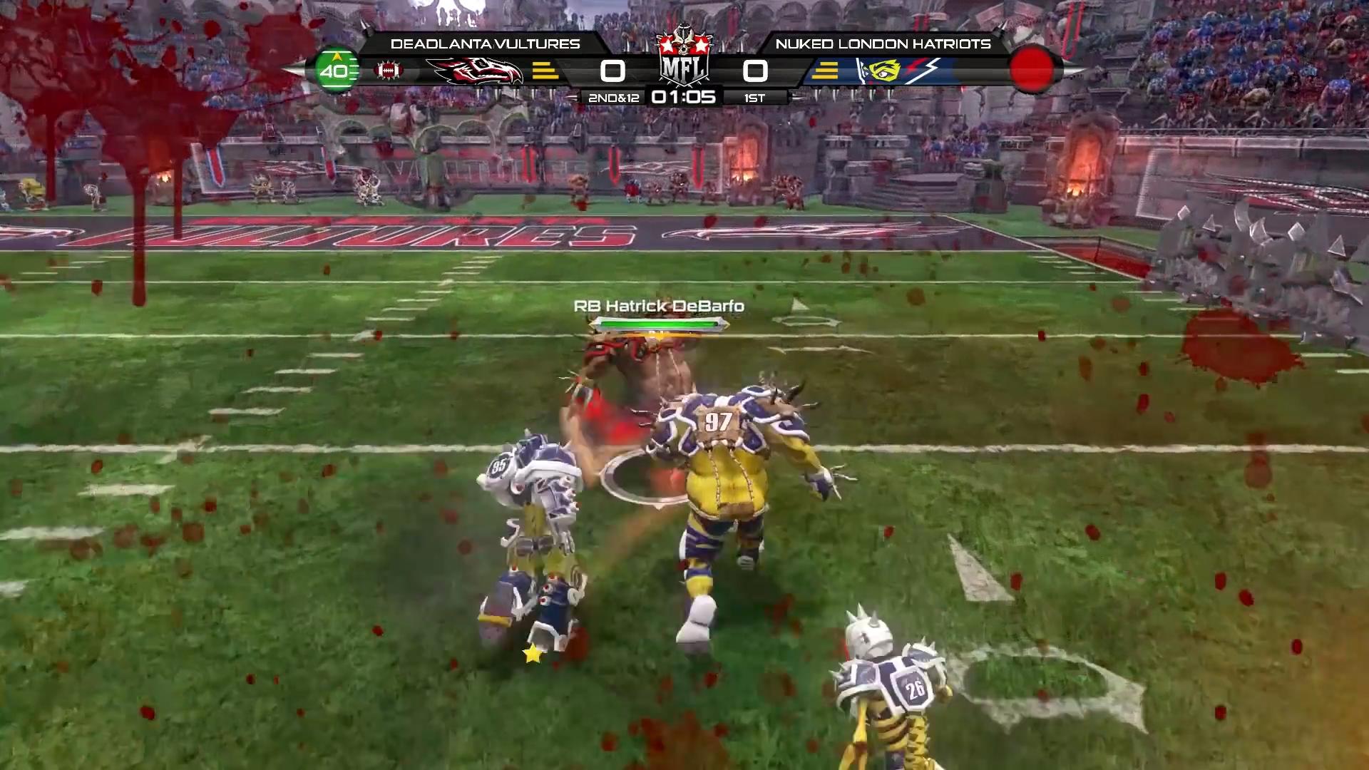 Mutant Football League Video Thumbnail