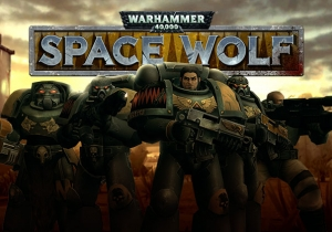Warhammer 40,000 Space Wolf Game Profile Image